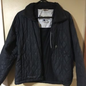 Quilted Columbia jacket